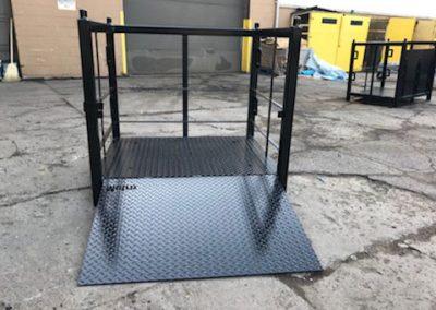 Custom Lift Ramp
