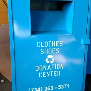 Clothing and Shoe Donation Center