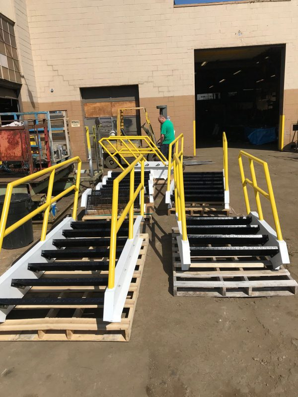 Municipal Stair Project